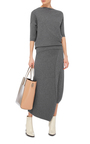 Infinity Knit Maxi Skirt by J.W. ANDERSON Now Available on Moda Operandi