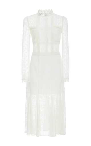 Medium temperley london white desdemona lace dress  2