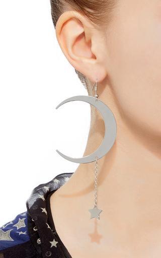 Lucky Moon & Star Earrings by ROBERTO CAVALLI Now Available on Moda Operandi