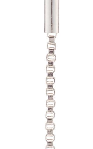 Idle Line Earring by EDDIE BORGO Now Available on Moda Operandi
