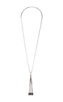 Neo Tassel Pendant by EDDIE BORGO Now Available on Moda Operandi