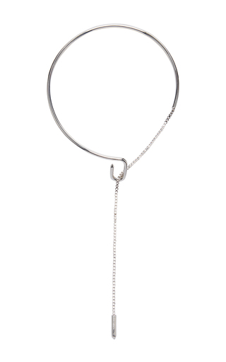 Allure Collar by EDDIE BORGO Now Available on Moda Operandi