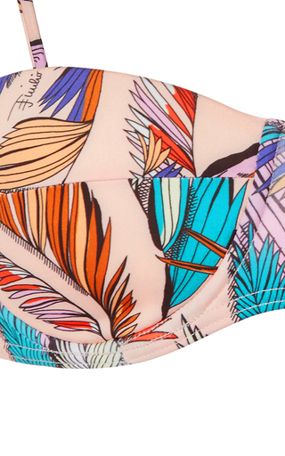 Printed Bikini Set by EMILIO PUCCI Now Available on Moda Operandi