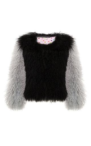 Classic Fuzz Jacket by CHARLOTTE SIMONE for Preorder on Moda Operandi