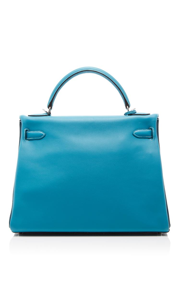 e406b03d21f43 Hermes 32cm Blue Jean