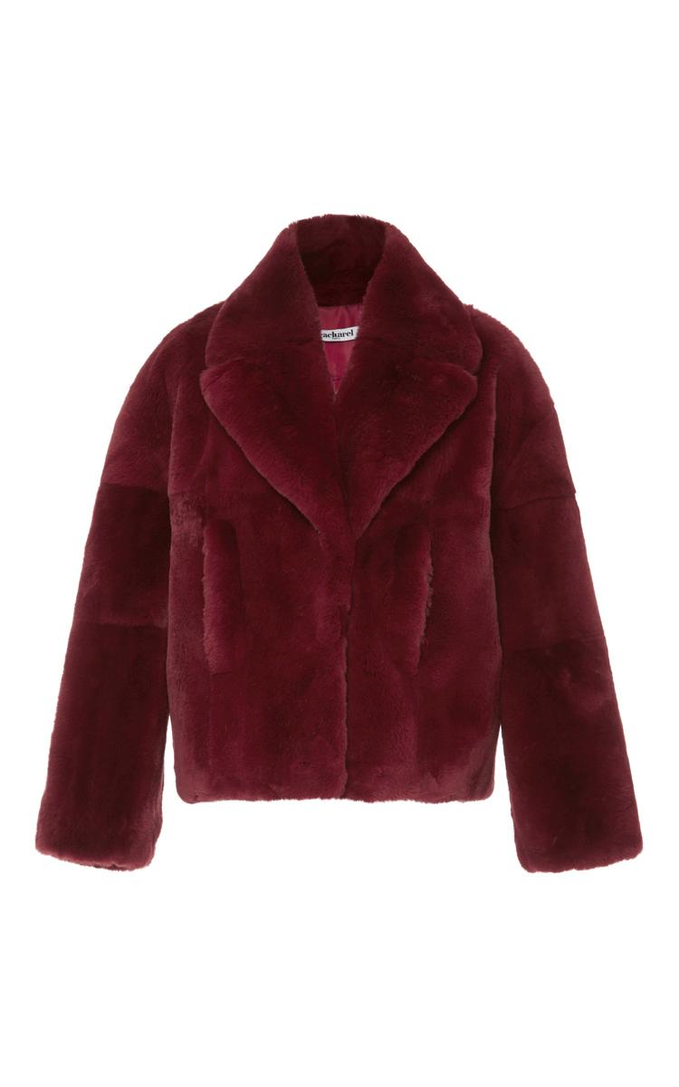 ce454f4b98 Fur Coat by Cacharel | Moda Operandi