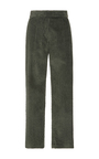 Cropped Corduroy Trousers by CACHAREL Now Available on Moda Operandi
