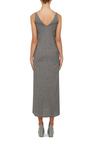 Burlesque Ruched Suiting Dress by ELLERY Now Available on Moda Operandi