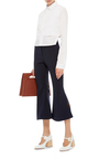 Frederico Cropped Flare Trousers by ELLERY Now Available on Moda Operandi
