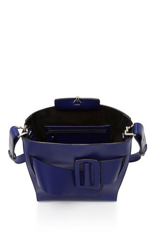 Royal Blue Devon Bag by BOYY Now Available on Moda Operandi