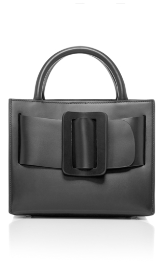Medium boyy black small bobby crossbody