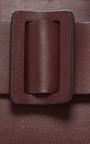 Bordeaux Small Bobby Crossbody by BOYY Now Available on Moda Operandi