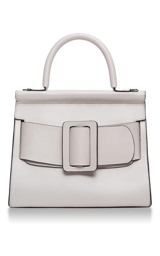 Medium boyy light grey karl satchel  2