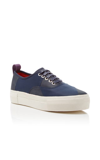 Medium eytys blue mother s mullan trainers