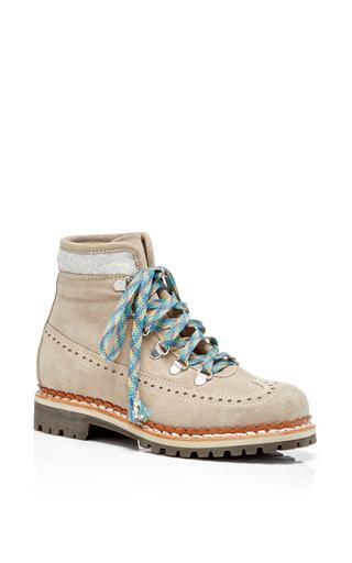 Medium tabitha simmons dark grey grey kid suede bexley boots