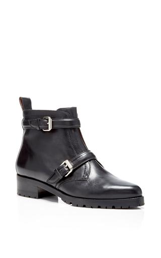 Medium tabitha simmons black black calf aggy boots