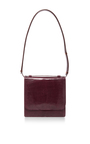 Lizard Small Square Trunk Bag by HUNTING SEASON Now Available on Moda Operandi