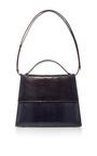 Lizard Top Handle Handbag by HUNTING SEASON Now Available on Moda Operandi