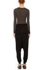 Long Sleeve Bodysuit by RICK OWENS LILIES Now Available on Moda Operandi