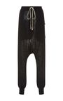 Drawstring Lounge Pants by RICK OWENS LILIES Now Available on Moda Operandi