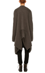 Shawl Collar Jacket by RICK OWENS LILIES Now Available on Moda Operandi