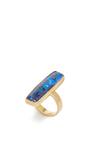 One Of A Kind Boulder Opal Ring by ANNETTE FERDINANDSEN Now Available on Moda Operandi