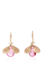 Mo Exclusive: Jeweled Bug Earrings by ANNETTE FERDINANDSEN Now Available on Moda Operandi