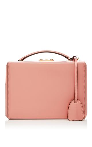 Medium mark cross pink grace small box bag