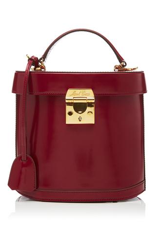 Medium mark cross burgundy benchley bag  2