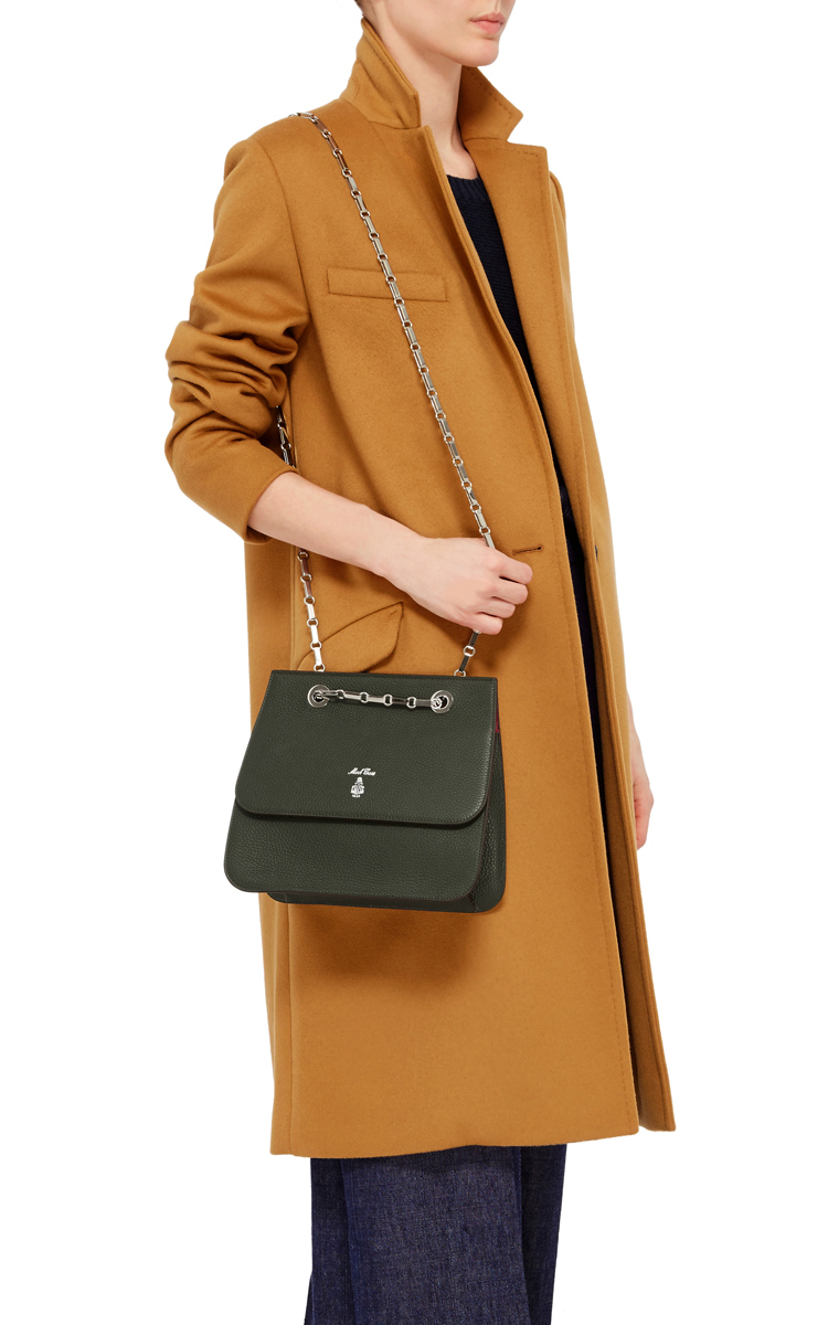 Mark Cross chain shoulder bag Best Sale Sale Online Free Shipping For Nice With Mastercard Cheap Online Factory Outlet Cheap Price For Sale Very Cheap yu0ZAeyJ