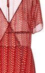 Daphne Midi Dress by TANYA TAYLOR Now Available on Moda Operandi