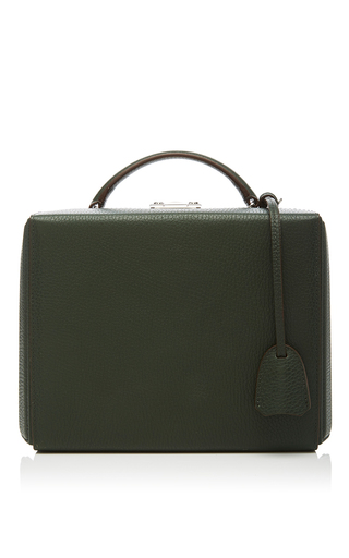 Medium mark cross green grace large box bag  2