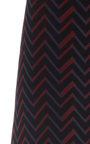 Dodge Chevron Blue Skirt by APIECE APART Now Available on Moda Operandi