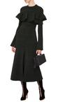 Plata Ruffle Tech Dress by APIECE APART Now Available on Moda Operandi