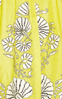 Flower Shells Skirt by YULIYA MAGDYCH Now Available on Moda Operandi
