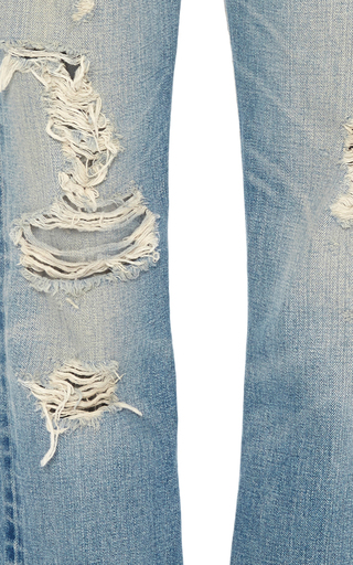 Wright Distressed Jeans by BROCK COLLECTION Now Available on Moda Operandi