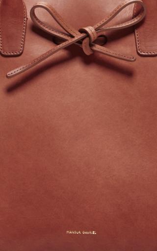 Large Sun Bag by MANSUR GAVRIEL Now Available on Moda Operandi