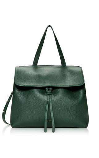 Medium mansur gavriel green lady bag