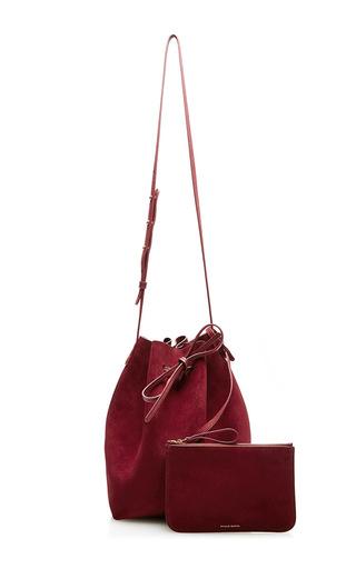 Bucket Bag by MANSUR GAVRIEL Now Available on Moda Operandi