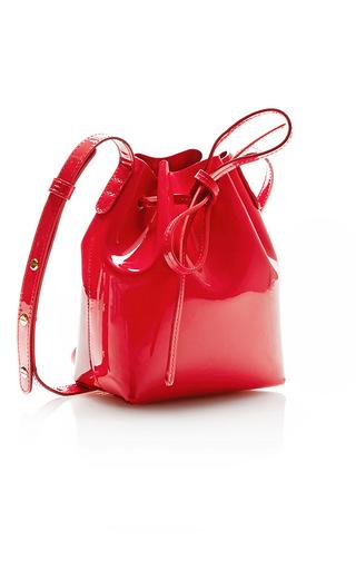 c83faea001ae7 ... Mini Mini Bucket Bag by MANSUR GAVRIEL Now Available on Moda Operandi