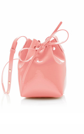 Medium mansur gavriel pink mini mini  2