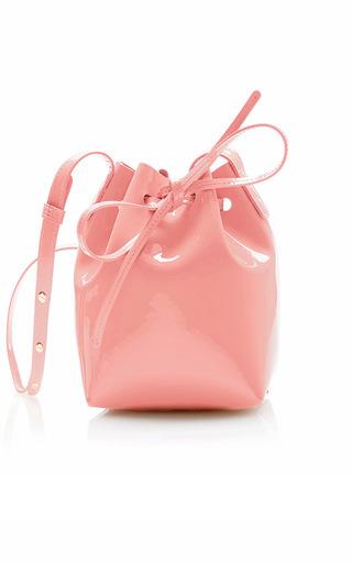 Medium mansur gavriel pink mini mini  2