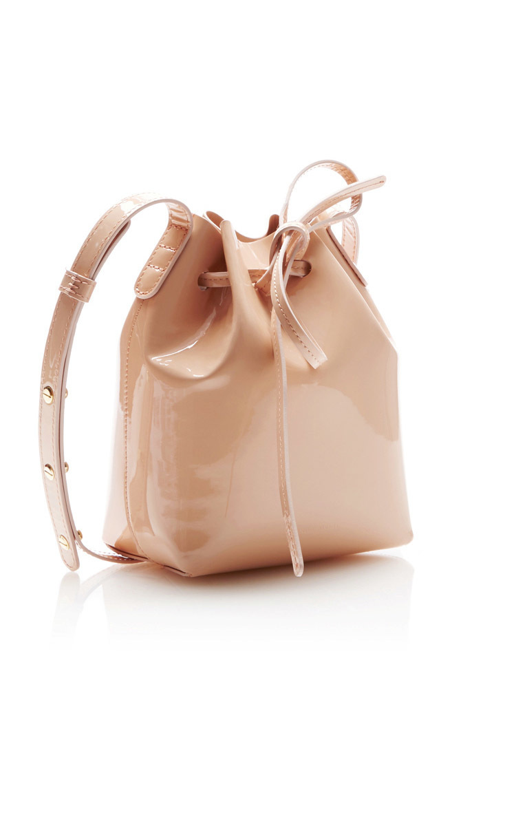 Mini Mini Bucket Bag By Mansur Gavriel Moda Operandi