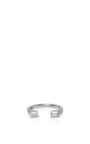 Double Bullet Ring by SUSAN FOSTER Now Available on Moda Operandi