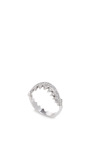 White Gold Diamond Ring by ARA VARTANIAN Now Available on Moda Operandi