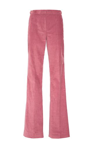 Medium gabriela hearst pink briggs cotton trouser