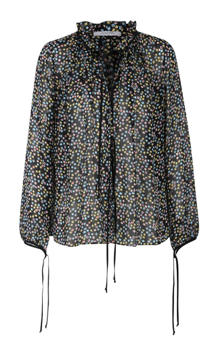 Medium dorothee schumacher floral floral fun blouse