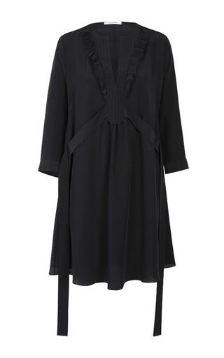 Medium dorothee schumacher black pure black playful energy dress