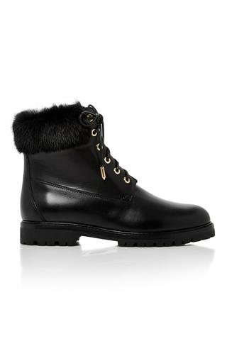 Medium aquazzura black the heilbrunner boot