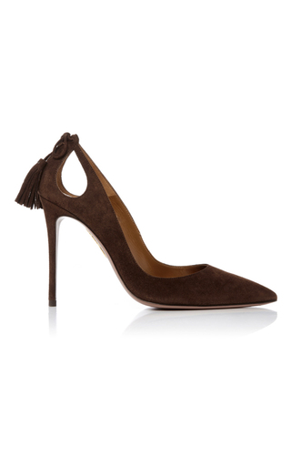 Forever Marilyn Pump by AQUAZZURA Now Available on Moda Operandi